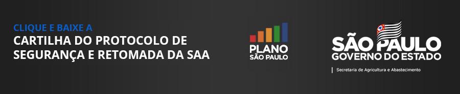 Guia de Protocolos de Segurança e Retomada de Atividades da Secretaria de Agricultura e Abastecimento do Estado de São Paulo